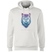 Who's Your Granny? Hoodie - White