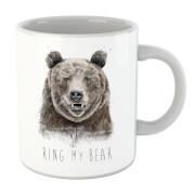 Ring My Bear Mug
