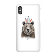 Native Bear Phone Case for iPhone and Android