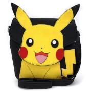Loungefly Pokémon Pikachu Face Cross Body Bag