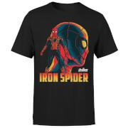 Camiseta Marvel Vengadores Iron Spider - Hombre - Negro
