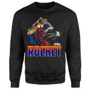 Avengers Rocket Sweatshirt - Black
