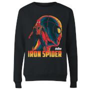 Sudadera Marvel Vengadores Iron Man - Mujer - Negro