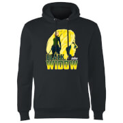 Avengers Black Widow Hoodie - Black
