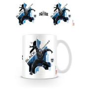 Black Panther (Pounce) Coffee Mug