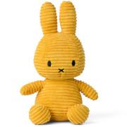 Miffy Sitting Corduroy - Yellow