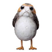 "10"" Die-Cut Porg-Shaped Picture Disc Limited Edition Vinyl Single"