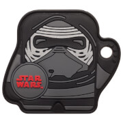 FoundMi Star Wars Kylo Ren Rubber Key Chain Tracker