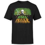 Toy Story Half Doll Half Spider Men's T-Shirt - Black