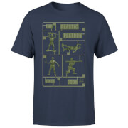 T-Shirt Homme Soldats en Plastique Toy Story - Bleu Marine