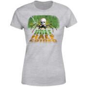Toy Story Half Doll Half Spider Women's T-Shirt - Grey