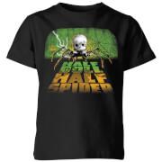 Toy Story Half Doll Half Spider Kids' T-Shirt - Black