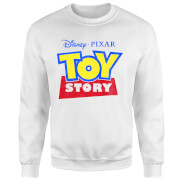 Sweat Homme Logo Toy Story - Blanc