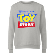 Toy Story Logo Women's Sweatshirt - Grey