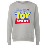 Sweat Femme Logo Toy Story - Gris