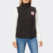 Canada Goose Women's Freestyle Vest - Black