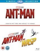 Ant-Man 1 & 3