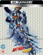 Ant-Man and the Wasp - 4K UHD (Inkl. 2D Version) Zavvi UK Exklusives Steelbook
