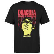 Hammer Horror Dracula Prince Of Darkness Men's T-Shirt - Black