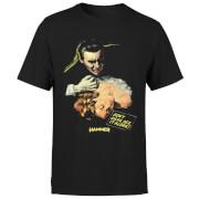 Hammer Horror Dracula Don't Dare See It Alone Men's T-Shirt - Black