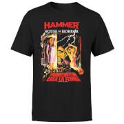 Hammer Horror Frankenstein Crea La Femme Men's T-Shirt - Black