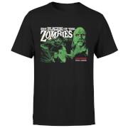 Hammer Horror Plague Of The Zombies Men's T-Shirt - Black