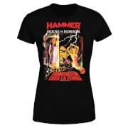 Hammer Horror Frankenstein Crea La Femme Women's T-Shirt - Black