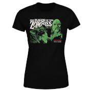 Hammer Horror Plague Of The Zombies Women's T-Shirt - Black