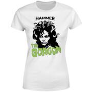 Hammer Horror The Gorgon Women's T-Shirt - White