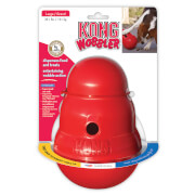 KONG Wobbler Treat Dispensing Dog Toy - Standard