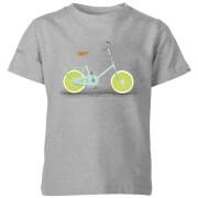 Citrus Lime Kids' T-Shirt - Grey