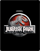 Jurassic Park - 4K UHD (Included 2D Version) Limited Edition Steelbook