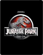 Jurassic Park (Parque Jurásico) 4K UHD (incluye versión 2D) - Steelbook Edición Limitada