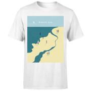 North Sea Men's T-Shirt - White