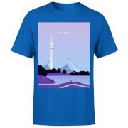 Munich Men's T-Shirt - Royal Blue