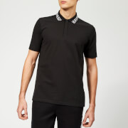 HUGO Men's Dewayne Polo Shirt - Black