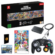 Super Smash Bros. Ultimate Limited Edition + Steelbook