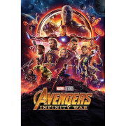Avengers: Infinity War One Sheet Maxi Poster 61x91.5cm