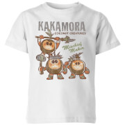 Moana Kakamora Mischief Maker Kinder T-shirt - Wit