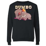 Dumbo Timothy's Trombone Damen Pullover - Schwarz