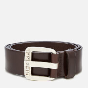Diesel Men's B-Star Leather Belt - Brown