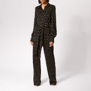 Stine Goya Women's Lana Jumpsuit - Dots Black