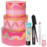 benefit Triple Decker Decadence Holiday 2018 Tiered Set (Worth £78.50)