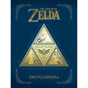 The Legend of Zelda Encyclopedia (Hardback)