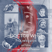 Doctor Who: The Invasion Vinyl LP