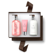 Molton Brown Delicious Rhubarb & Rose Hand Gift Set (Worth £52)