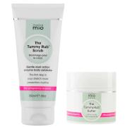 Mama Mio Stretch Mark Prevention Duo (Scrub + Butter) (Worth £41.50)