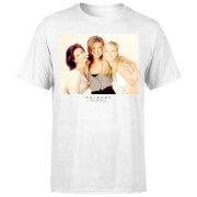 Friends Girls Herren T-Shirt - Weiß