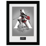 Assassin's Creed: Odyssey Graphic Framed 16 x 12 Inches Print