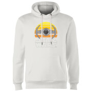 Star Wars Sunset Tie Hoodie - White